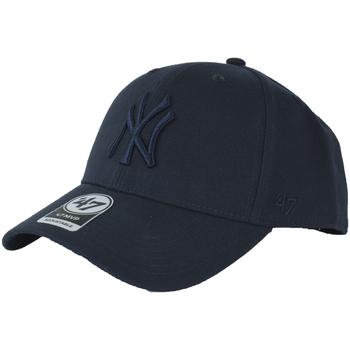 Αξεσουάρ Κασκέτα 47 Brand New York Yankees MVP Cap Bleu marine