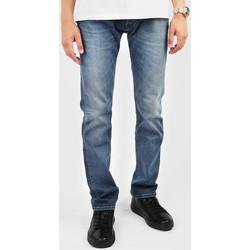 Υφασμάτινα Άνδρας Τζιν σε ίσια γραμμή Producent Niezdefiniowany Lee Powell L704DXIS blue