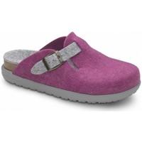 Παπούτσια Γυναίκα Παντόφλες Feliz Caminar Zueco de Hogar DOMUS Ροζ