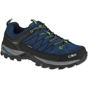 Παπούτσια Άνδρας Πεζοπορίας Cmp Rigel Low Bleu