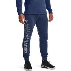 Υφασμάτινα Άνδρας Φόρμες Under Armour UA Pjt Rock Μπλε