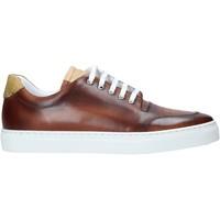 Παπούτσια Άνδρας Χαμηλά Sneakers Alviero Martini P177 578A καφέ