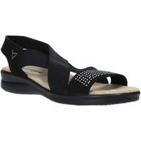 Παπούτσια Γυναίκα Σανδάλια / Πέδιλα Valleverde 25328 Μαύρος