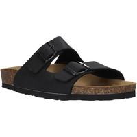 Παπούτσια Άνδρας Τσόκαρα Valleverde G59900 Μαύρος