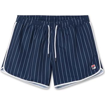 Υφασμάτινα Άνδρας Μαγιώ / shorts για την παραλία Fila 688593 Μπλε