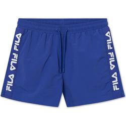 Υφασμάτινα Άνδρας Μαγιώ / shorts για την παραλία Fila 688923 Μπλε