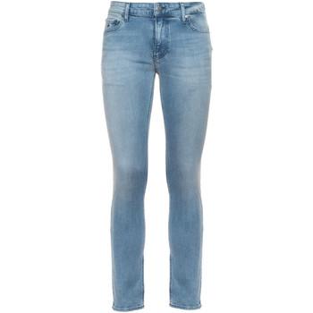 Υφασμάτινα Άνδρας Skinny Τζιν  Calvin Klein Jeans K10K106559 Μπλε