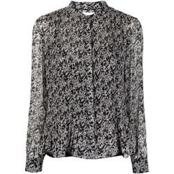 Υφασμάτινα Γυναίκα Μπλούζες Calvin Klein Jeans K20K202623 Μαύρος