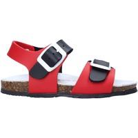 Παπούτσια Παιδί Σανδάλια / Πέδιλα Bionatura LUCA το κόκκινο