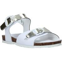 Παπούτσια Παιδί Σανδάλια / Πέδιλα Bionatura CHIARA λευκό