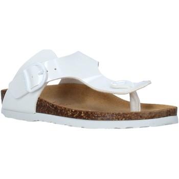 Παπούτσια Παιδί Σαγιονάρες Bionatura 22B 1010 λευκό