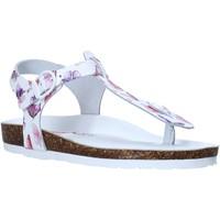 Παπούτσια Παιδί Σαγιονάρες Bionatura 22B 1007 λευκό