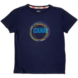 Υφασμάτινα Παιδί T-shirt με κοντά μανίκια Colmar 3514 7TQ Μπλε