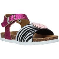 Παπούτσια Κορίτσι Σανδάλια / Πέδιλα Bionatura 22PUPA Ροζ
