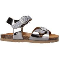 Παπούτσια Κορίτσι Σανδάλια / Πέδιλα Bionatura 22B 1005 Γκρί