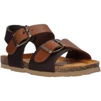 Παπούτσια Κορίτσι Σανδάλια / Πέδιλα Bionatura 22B 1002 καφέ