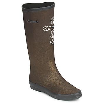 Παπούτσια Γυναίκα Μπότες για την πόλη Colors of California APONI Copper