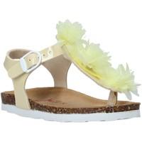Παπούτσια Κορίτσι Σανδάλια / Πέδιλα Bionatura 22B 1007 Κίτρινος