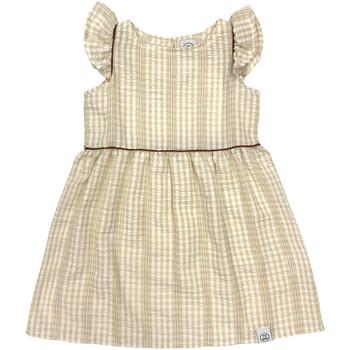 Υφασμάτινα Κορίτσι Κοντά Φορέματα Naturino 6001014 01 Μπεζ