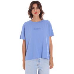 Υφασμάτινα Γυναίκα T-shirt με κοντά μανίκια Invicta 4451248/D Μπλε