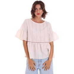 Υφασμάτινα Γυναίκα Μπλούζες Naturino 6001027 01 Μπεζ