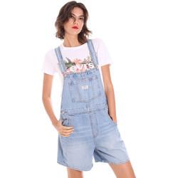 Υφασμάτινα Γυναίκα Ολόσωμες φόρμες / σαλοπέτες Levi's 52333-0019 Μπλε