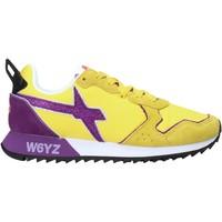 Παπούτσια Γυναίκα Χαμηλά Sneakers W6yz 2013563 01 Κίτρινος