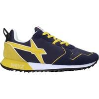 Παπούτσια Άνδρας Χαμηλά Sneakers W6yz 2013560 01 Μπλε
