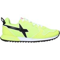 Παπούτσια Άνδρας Χαμηλά Sneakers W6yz 2013560 04 Κίτρινος