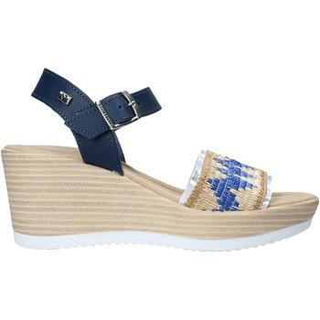 Παπούτσια Γυναίκα Σανδάλια / Πέδιλα Valleverde 32422 Μπλε