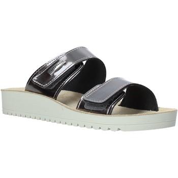 Παπούτσια Γυναίκα Τσόκαρα Valleverde 37351 Γκρί