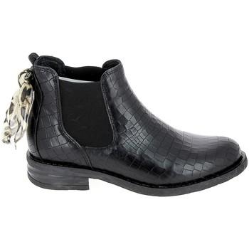 Παπούτσια Γυναίκα Μπότες Goodstep Boots Rio Noir Black