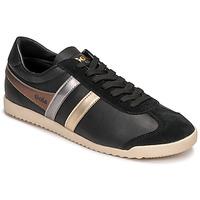 Παπούτσια Γυναίκα Χαμηλά Sneakers Gola BULLET TRIDENT Black / Gold
