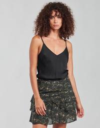Υφασμάτινα Γυναίκα Μπλούζες Ikks BN11265 Black