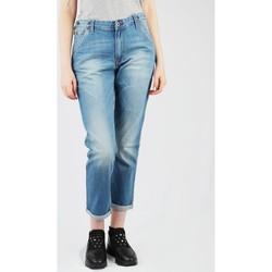 Υφασμάτινα Γυναίκα Skinny Τζιν  Lee Logger L315DOET blue