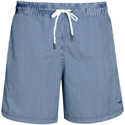 Υφασμάτινα Άνδρας Μαγιώ / shorts για την παραλία Mey 45635 - 668 Μπλέ