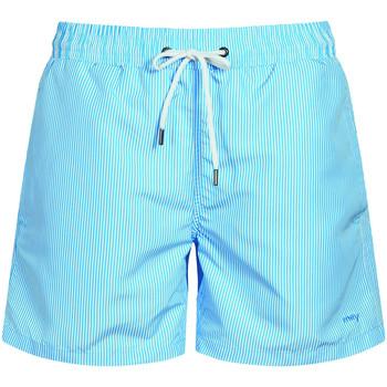 Υφασμάτινα Άνδρας Μαγιώ / shorts για την παραλία Mey 45635 - 606 Μπλέ