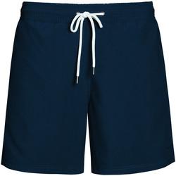 Υφασμάτινα Άνδρας Μαγιώ / shorts για την παραλία Mey 45535 - 668 Μπλέ