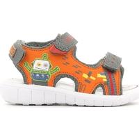 Παπούτσια Παιδί Σανδάλια / Πέδιλα Lumberjack SB09806 001 M67 Πορτοκάλι
