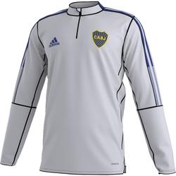Υφασμάτινα Άνδρας Φούτερ adidas Originals Sweat Club Atlético Boca Junior gris clair/bleu