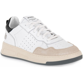 Παπούτσια Άνδρας Χαμηλά Sneakers Womsh HYPER WHITE INK Bianco