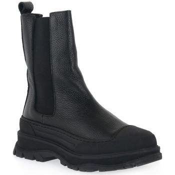 Παπούτσια Άνδρας Μπότες At Go GO DOLLARO NERO Nero