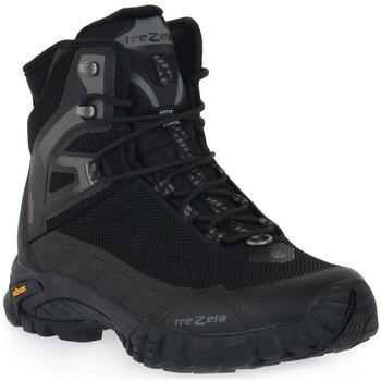 Παπούτσια Άνδρας Πεζοπορίας Trezeta SHAN WP BLACK Nero