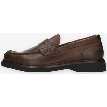 Παπούτσια Άνδρας Μοκασσίνια NeroGiardini I102120U Brown