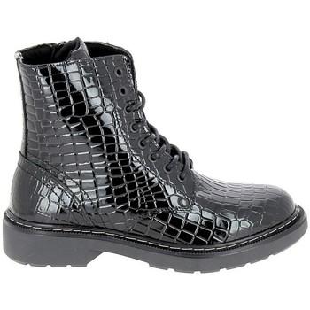 Παπούτσια Γυναίκα Μπότες Bullboxer Lacet BLCCKB10 Noir Black