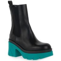 Παπούτσια Γυναίκα Μποτίνια Priv Lab MARINO BEATLES Blu