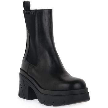 Παπούτσια Γυναίκα Μποτίνια Priv Lab NERO BEATLES Nero