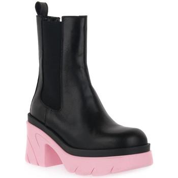Παπούτσια Γυναίκα Μποτίνια Priv Lab ROSA BEATLES Rosa