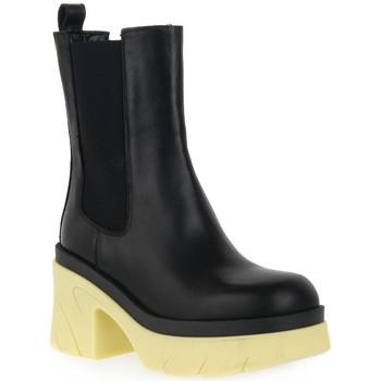Παπούτσια Γυναίκα Μποτίνια Priv Lab GIALLO BEATLES Giallo