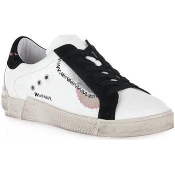 Παπούτσια Γυναίκα Χαμηλά Sneakers At Go GO 4114 GALAXY Bianco